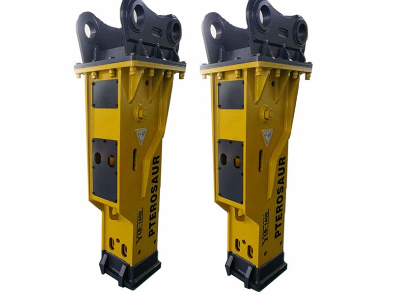 Silent Hydraulic Breaker CASE