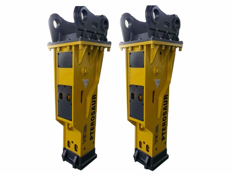 made in china TABE Hydraulic Rock Hammer