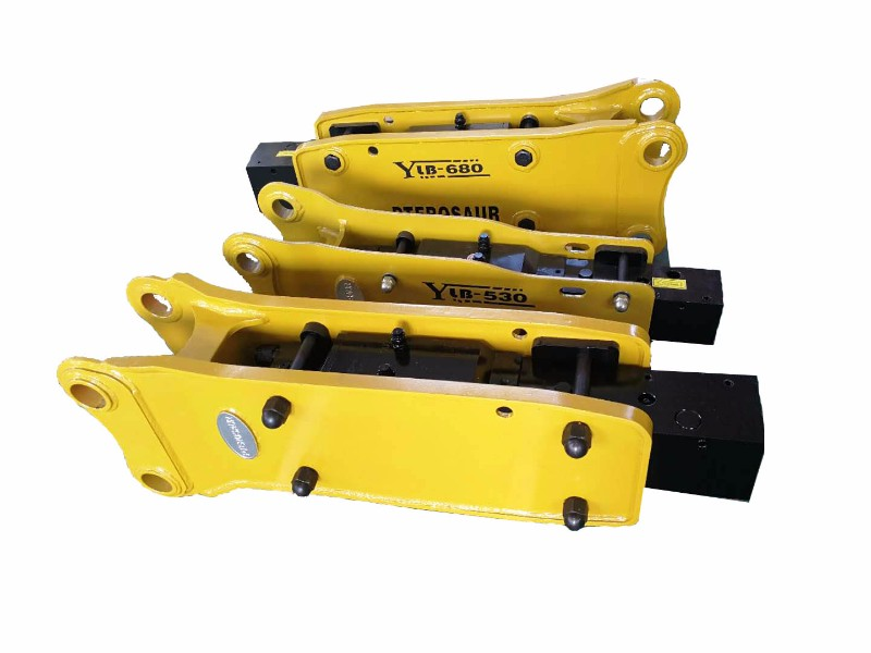 Korean Quality Hydraulic Breaker Mini Excavator