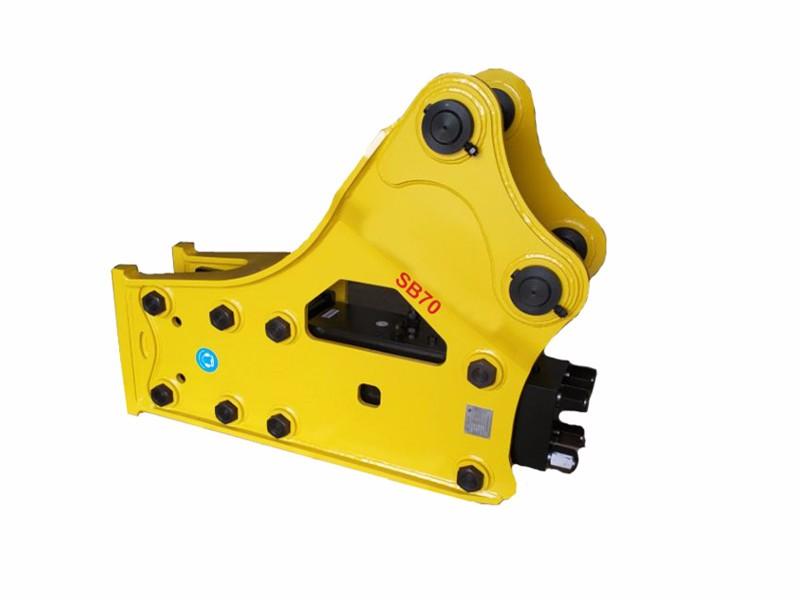 china SOOSAN Hydraulic Breaker DONGYANG Open type