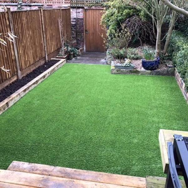 made in china artificial grass carpet for patio