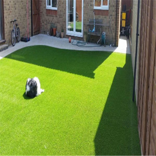 made in china Popular outdoor artificial turf black synthetic grass carpet