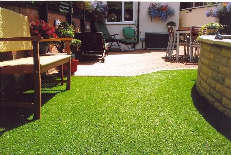 china Top Grade Quality artificial turf vs grass
