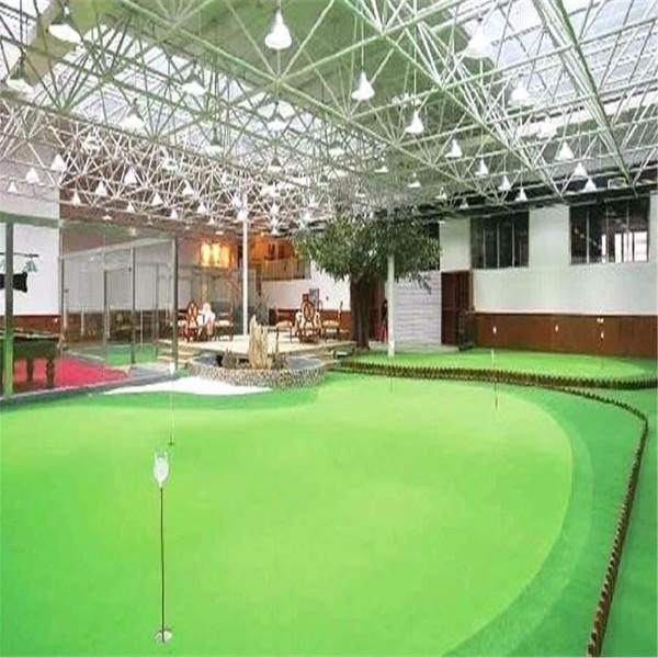 artificial golf green grass
