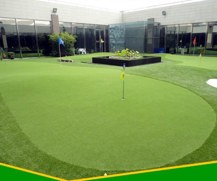 china artificial golf green grass