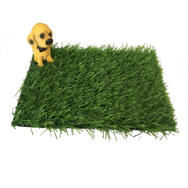 artificial lawn dogs