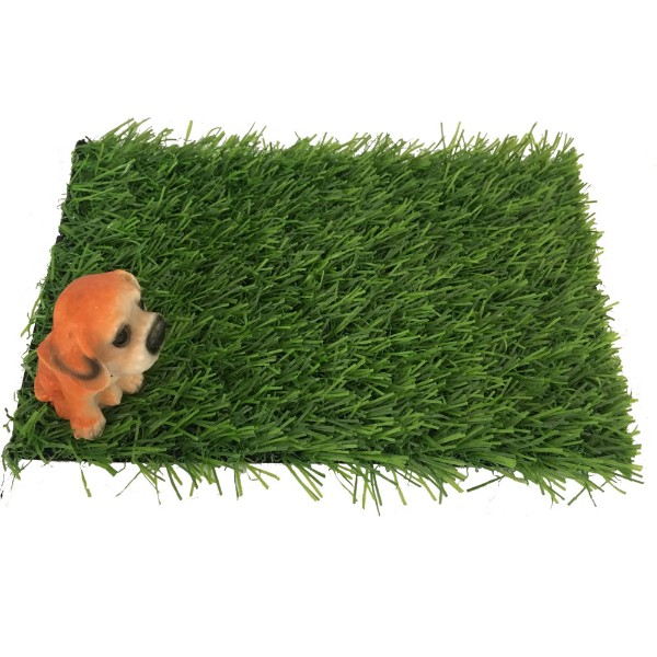 made in china artificial lawn dogs