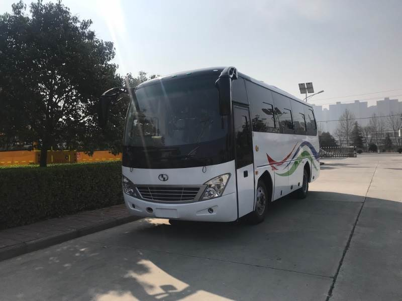 China city bus