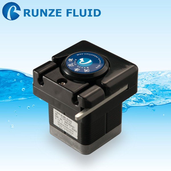 made in china micro peristaltic pump, compact 24v pump