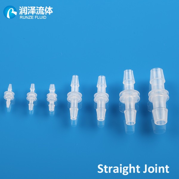 made in china Perfect Quality Barbed PP Plastic Tube Connector,FDA hose fittings