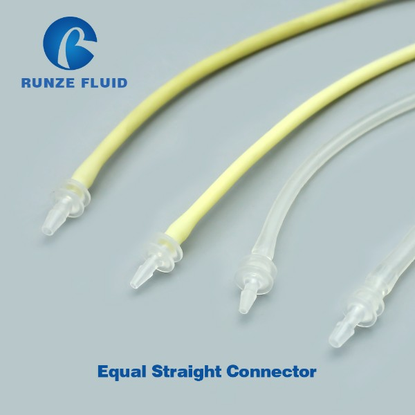 made in china Factory Produced Barbed PP Plastic Tube Connector,FDA hose fittings