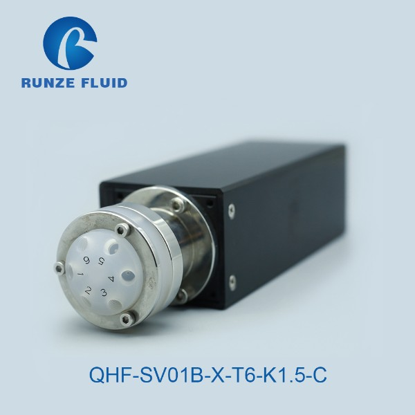 made in china multi channel distribution valve, switching valve,