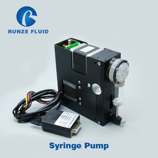 made in china industrial injection pump syringe pump