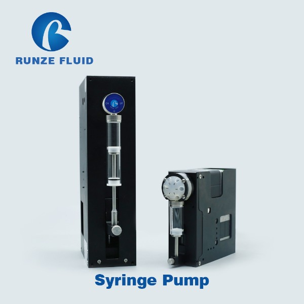 china industrial injection pump syringe pump