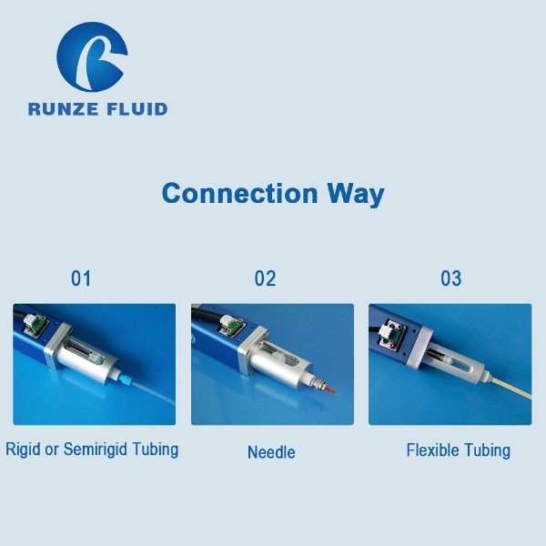 made in china Precision Syringe Pump