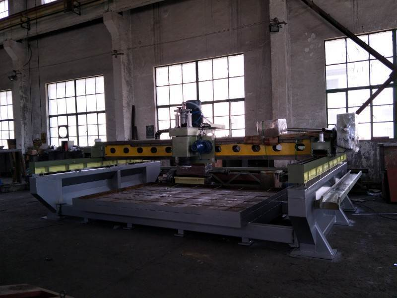 single-head stone grinding and polishing machine Good Supplier