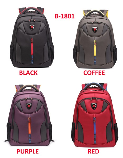 Good Service laptop backpack bag school bags