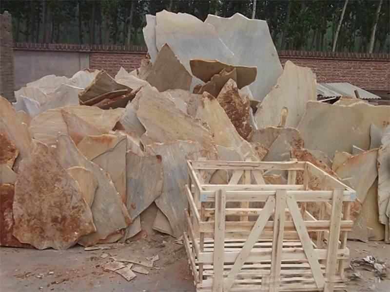 slate blocks