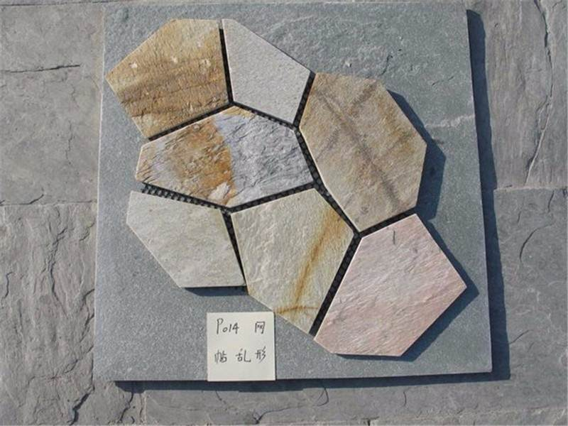 made in china slate flagstone