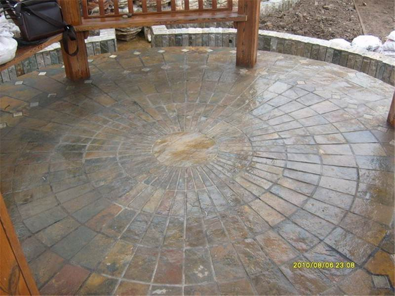 made in china slate tiles