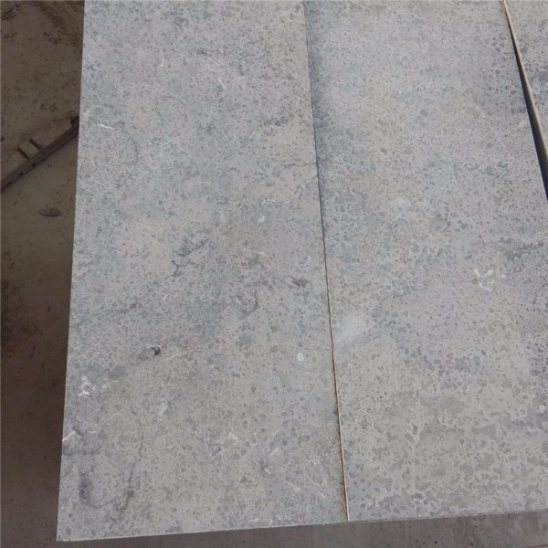 cloudy grey marble blue stone
