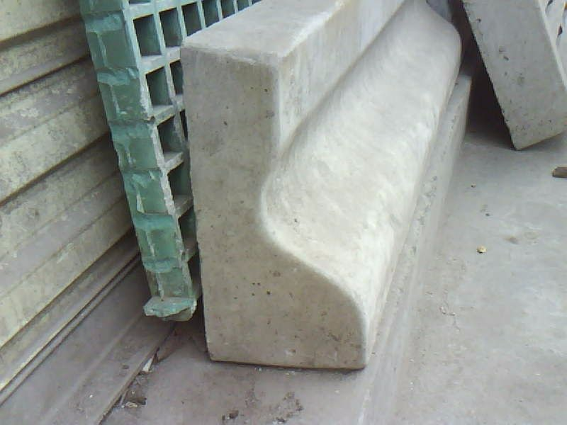 made in china Top Quality basalt curbstone