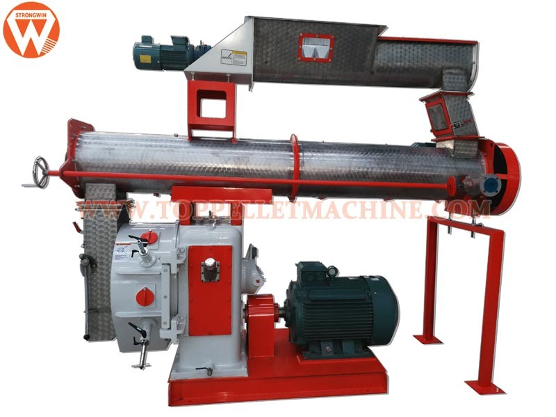 Feed Pellet Machine livestock