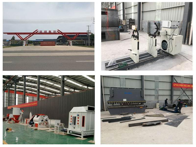 professional supplier feed pellet machine