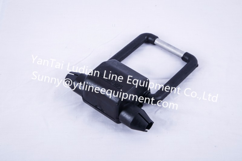 chinese factory Electric-check earthing ring device
