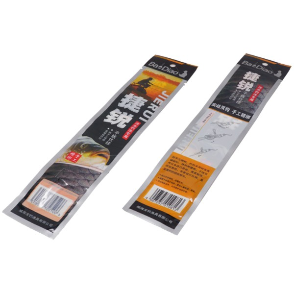made in china fish lure packaging bags Best Selling