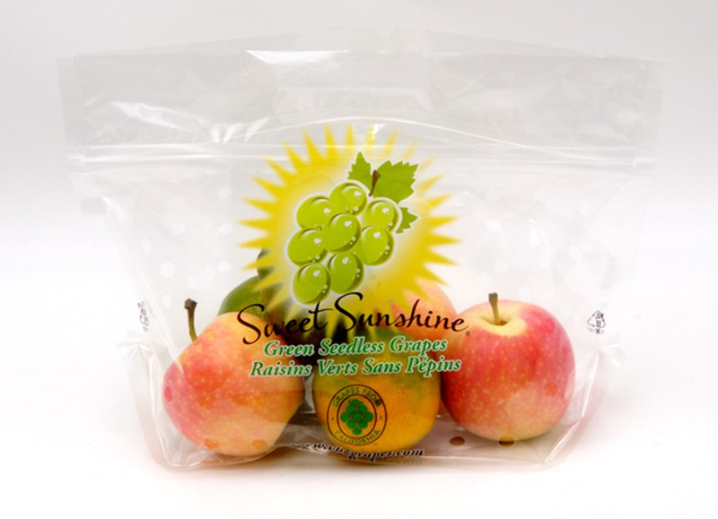 Factory Price plastic packaging bags for fruit