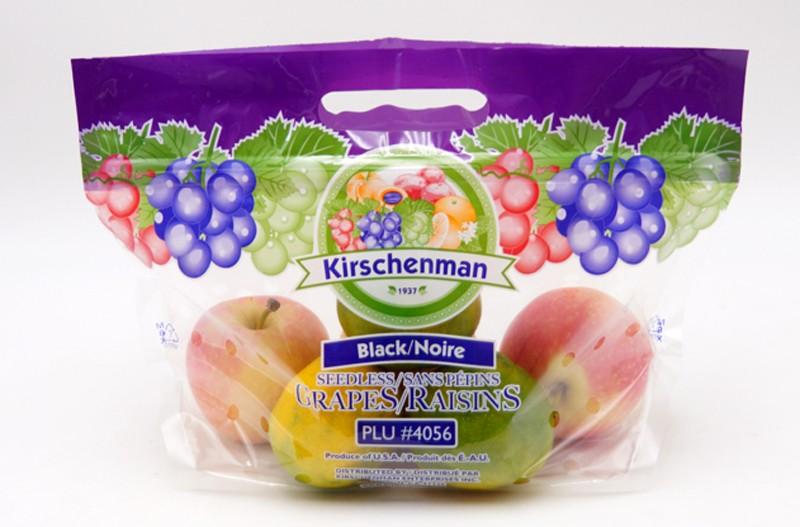 plastic packaging bags for fruit High Grade