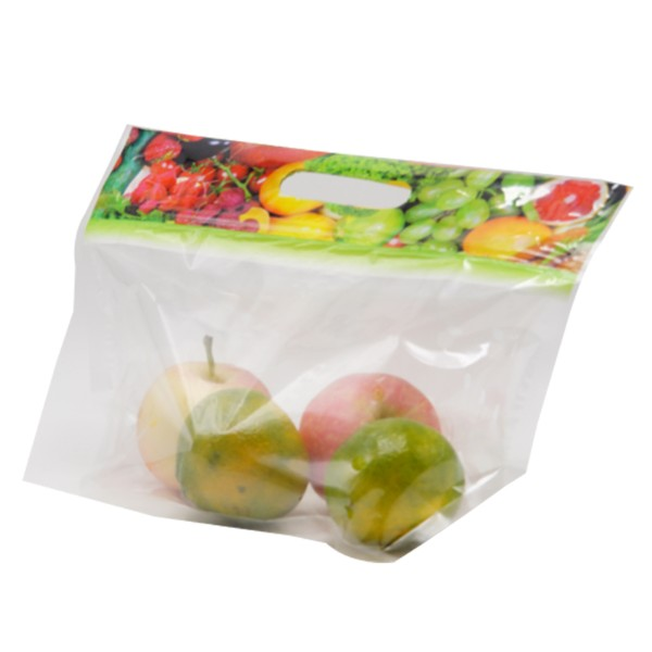 Perfect fruit plastic packaging bags