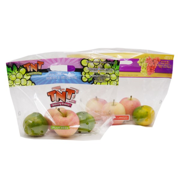 made in china Acceptable Price fruit plastic packaging bags