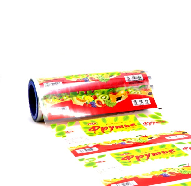 made in china roll film for packaging fruit Promotion Price