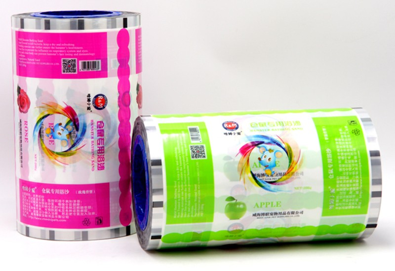 made in china roll film for pet bath sand Reasonable Price