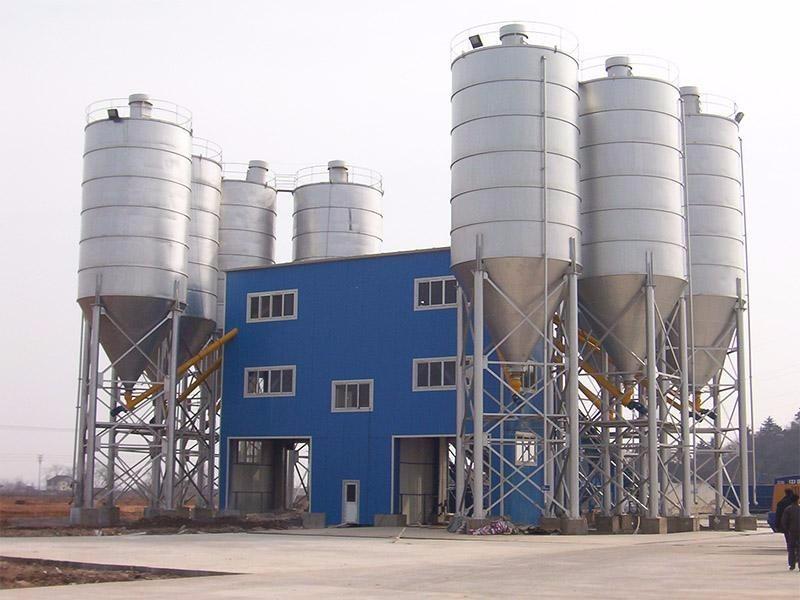 High Quality Concrete batching plant | Concrete mixing plant