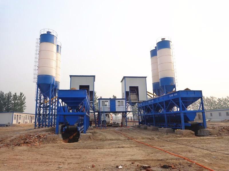 china Hot Selling Concrete batching plant | Concrete mixing plant