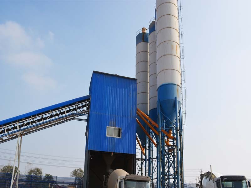 At Discount Concrete Mixing Plants News