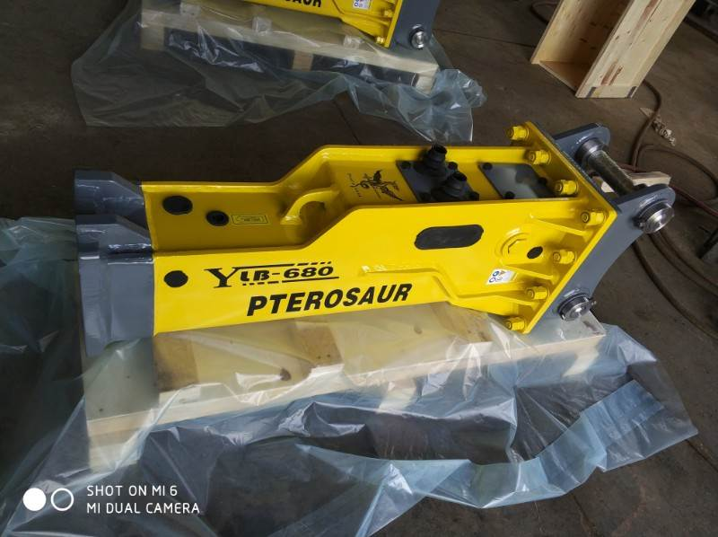 Fast Delivery hydraulic rock breaker prices