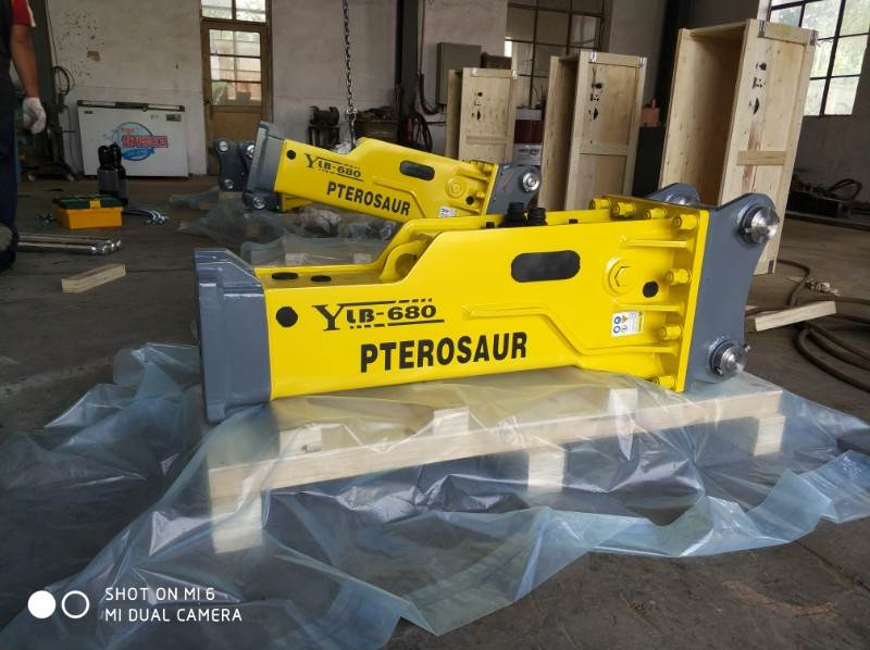 Professional Manufacturer hydraulic rock breaker prices