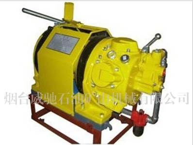 After-sale Service Air winch for oilfield