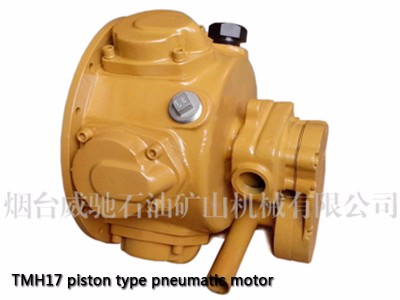 Great Quality Piston type pneumatic motor
