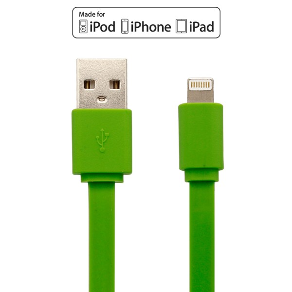 Suitable Price Apple MFi Certified 1M Braided&Metal shell Lightning to USB Cable