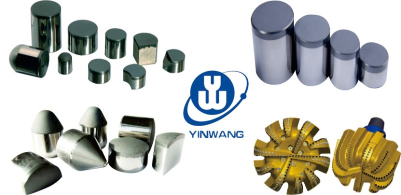 PDC Cutters Polycrystalline Diamond Compact