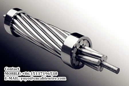 Aluminum Alloy Conductors Steel-reinforced