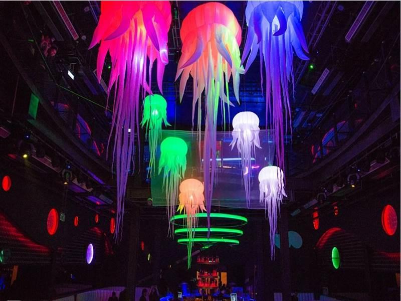 inflatable jellyfish ballon Fine Quality