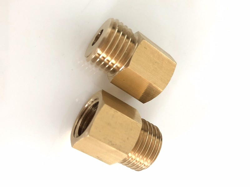 brass fitting for plumbing non-standard customization