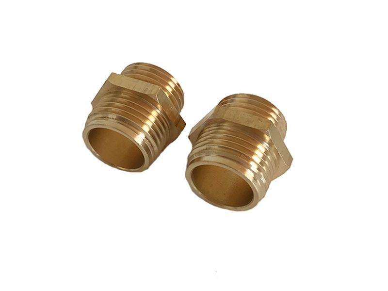 brass fitting for hose at low price in china