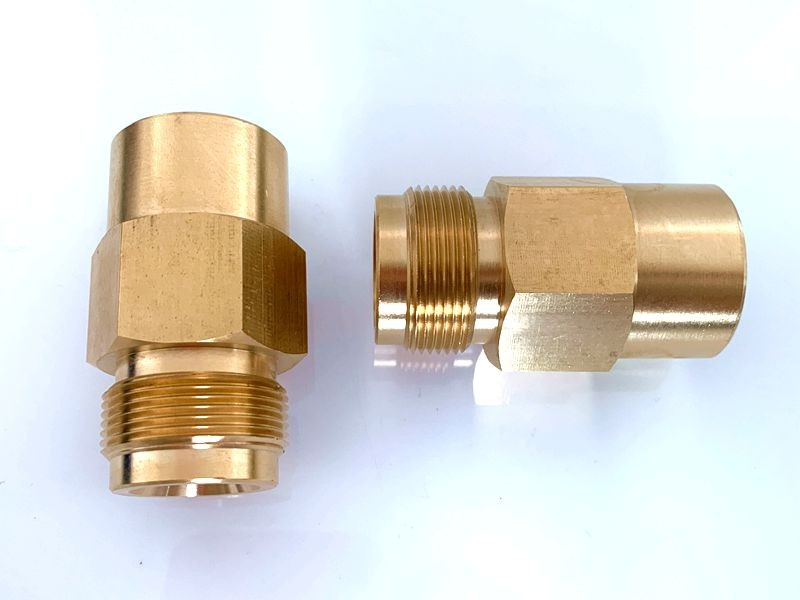 What are brass bolts